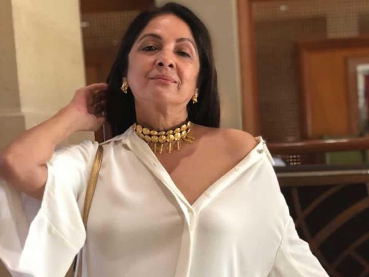 My work is my enjoyment, says Neena Gupta