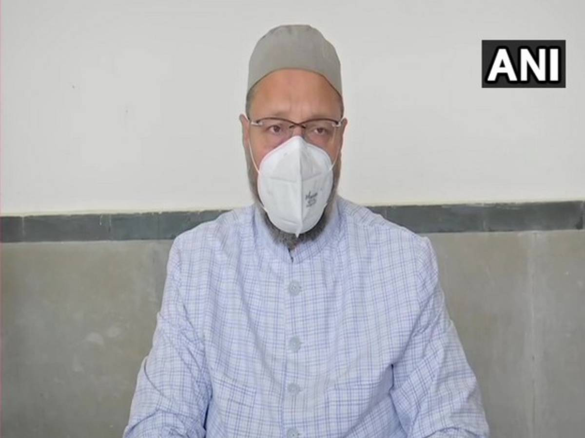 Asaduddin Owaisi condemns post-poll violence in West Bengal