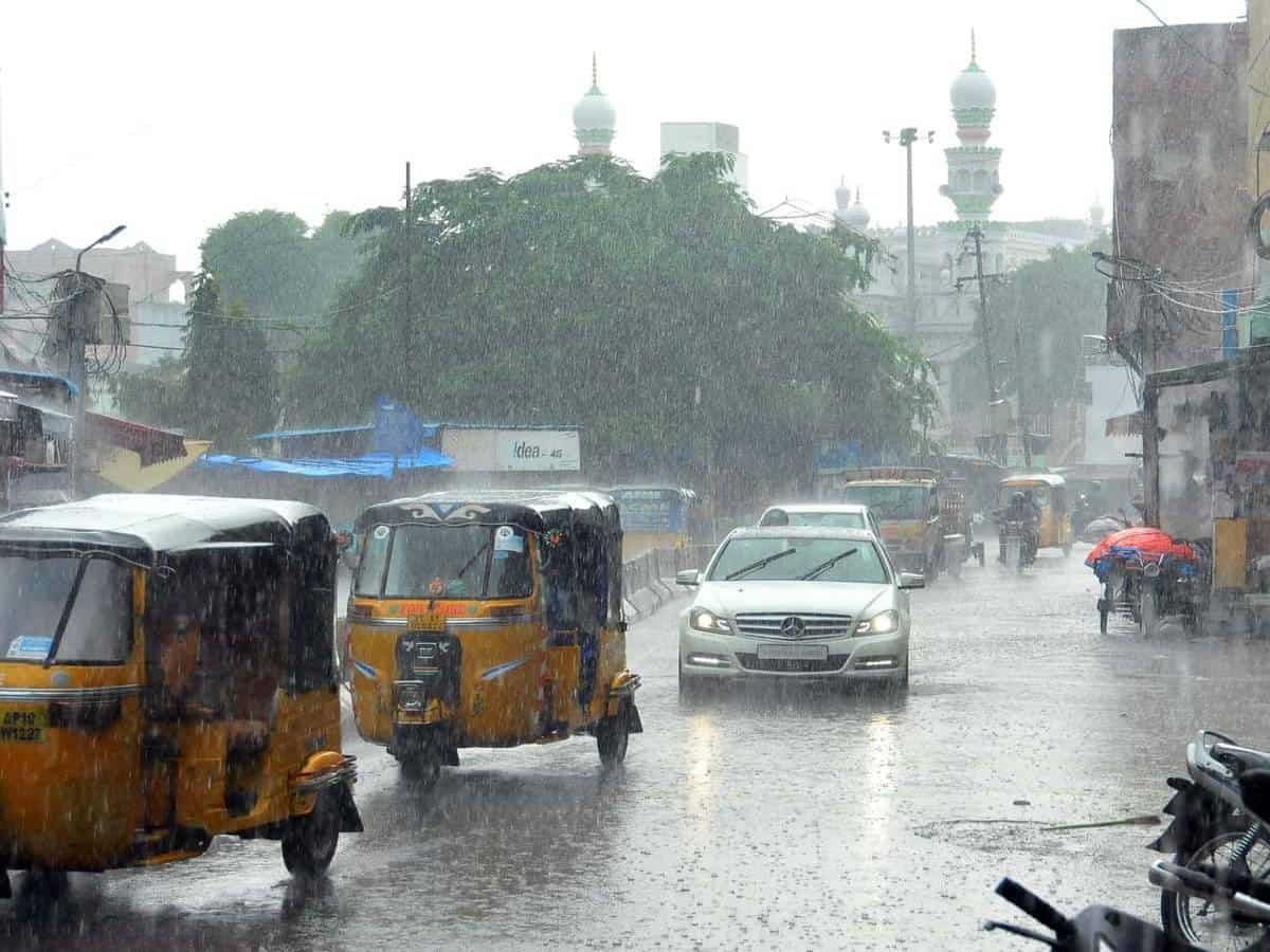 Hyderabad: Continuous downpour improves air quality index