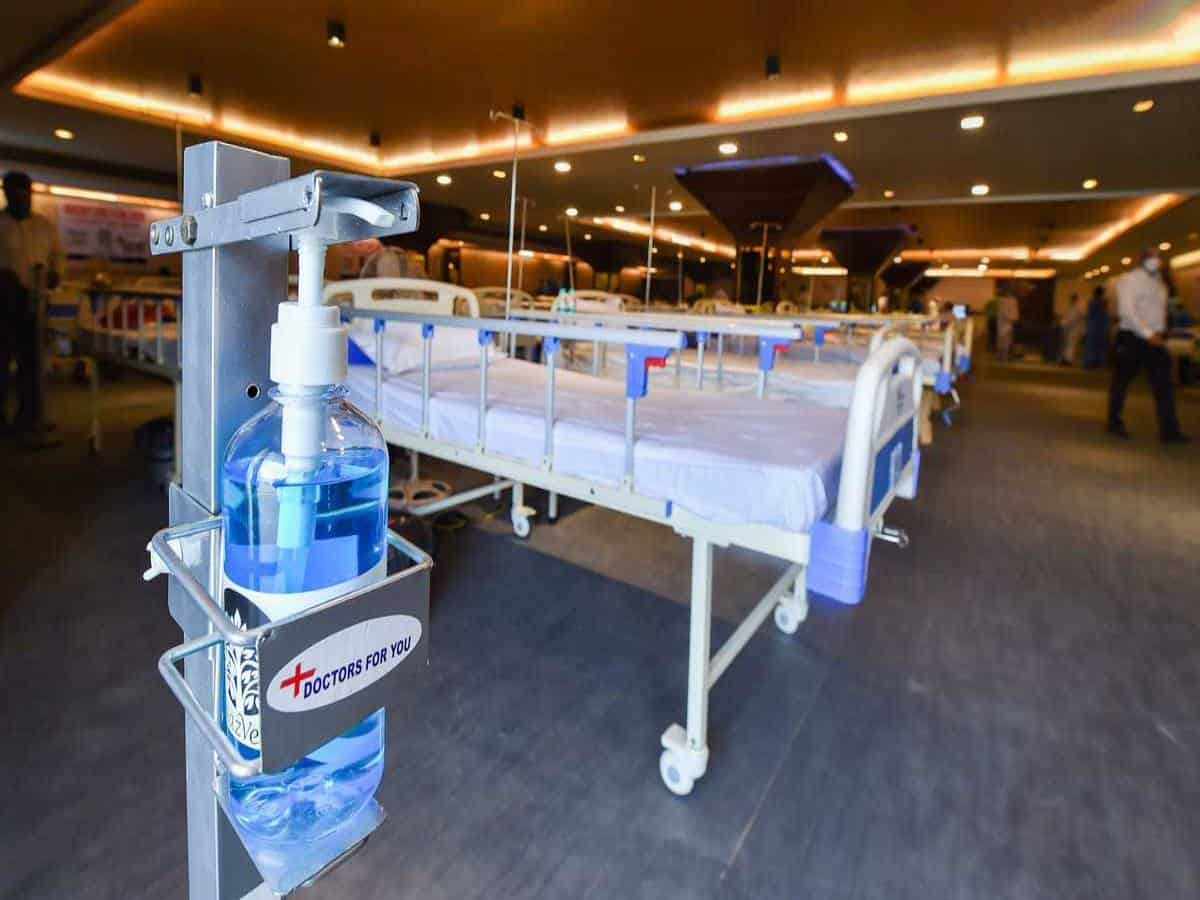 GHMC planning to convert function halls into COVID care centers