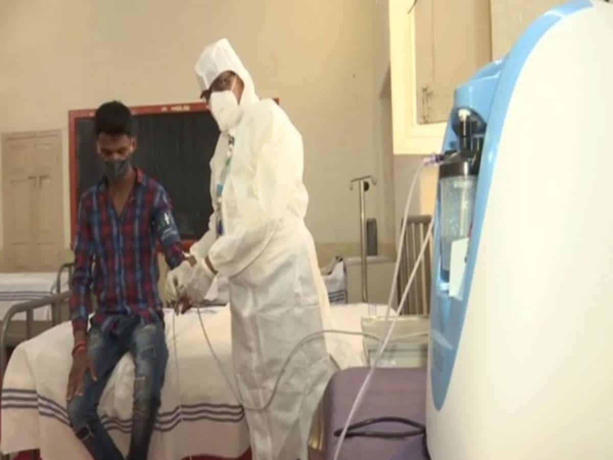 Hyderabad: Methodist school turns into COVID isolation centre