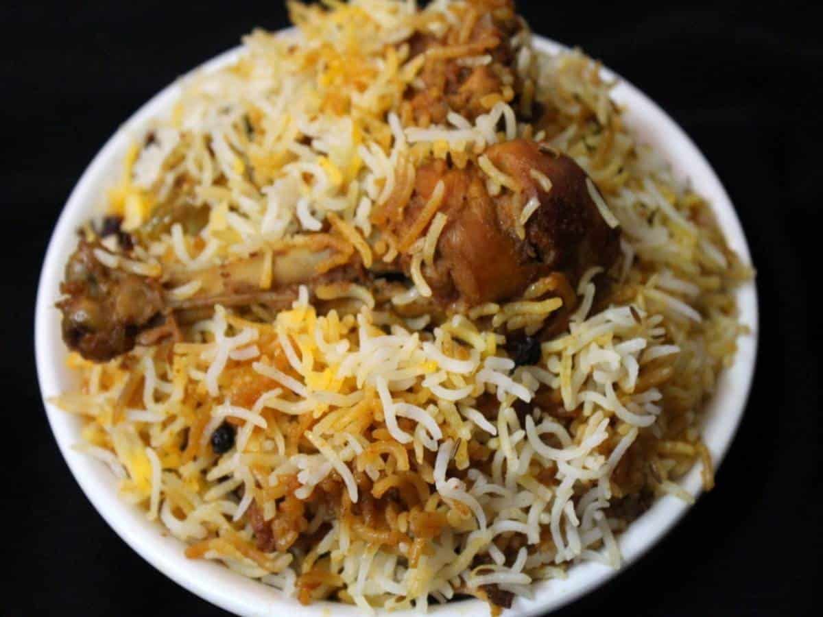 'What do you want me to do': KTR to man unhappy over Biryani
