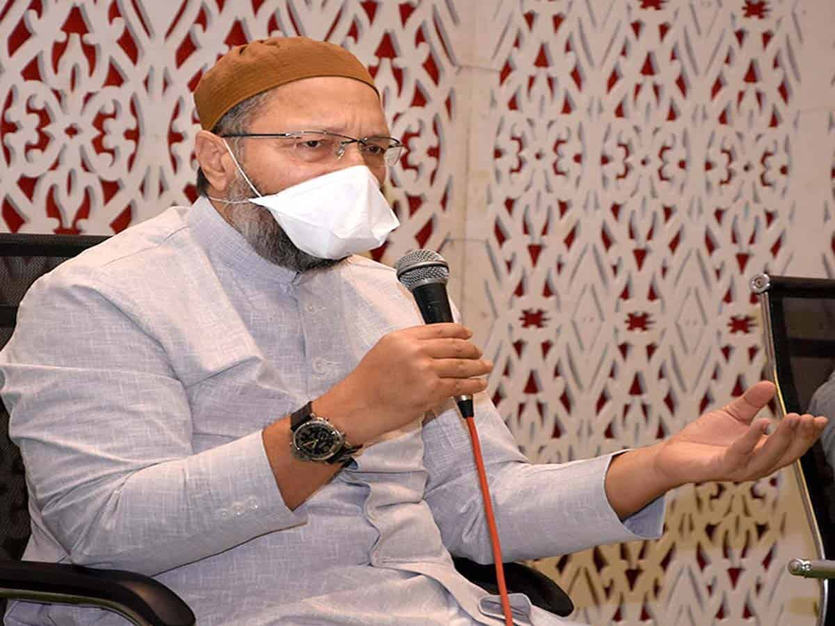 Asaduddin Owaisi appeals Muslims to offer Eid Namaz at Home