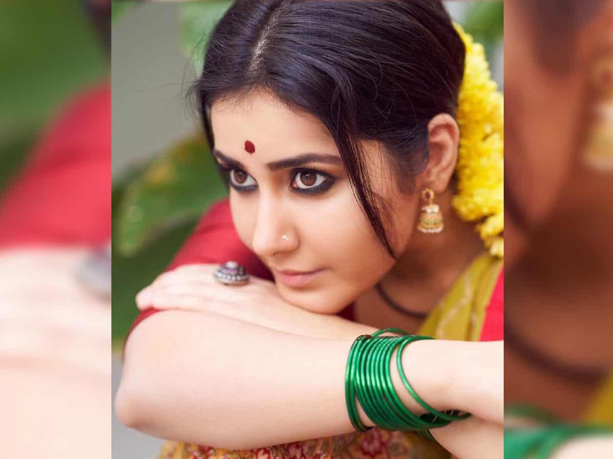 Raashii Khanna: Shooting abroad as India battled Covid was upsetting