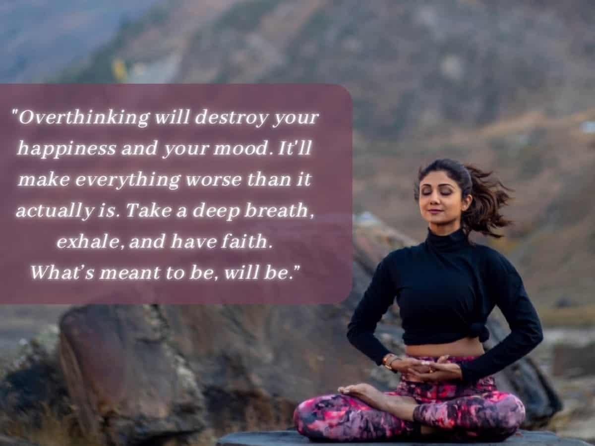 Shilpa Shetty pens down Monday motivation message amid pandemic