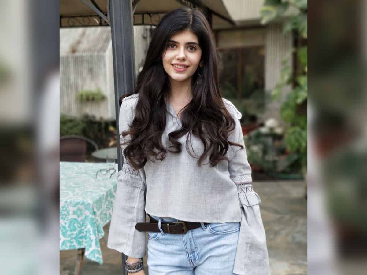Sanjana Sanghi joins hands with NGO to support COVID-19 hit children