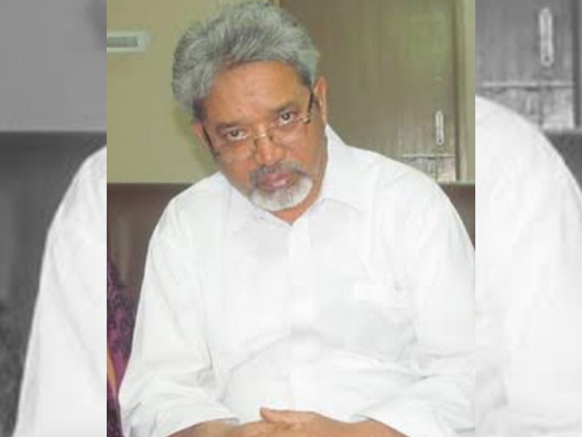 Renowned poet and MANUU academic Khalid Saeed is no more
