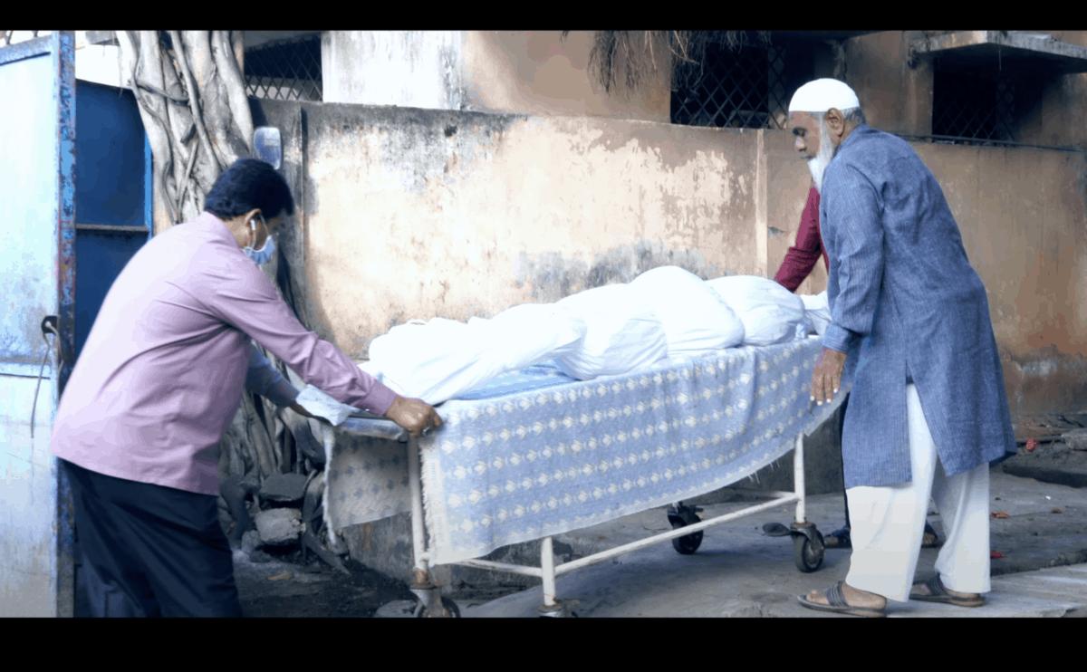 Siasat Millat Fund arranges burial of 14 Muslim dead bodies