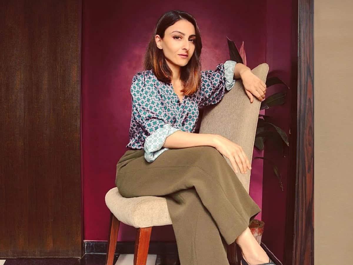 Soha Ali Khan wants a 'magic wand'