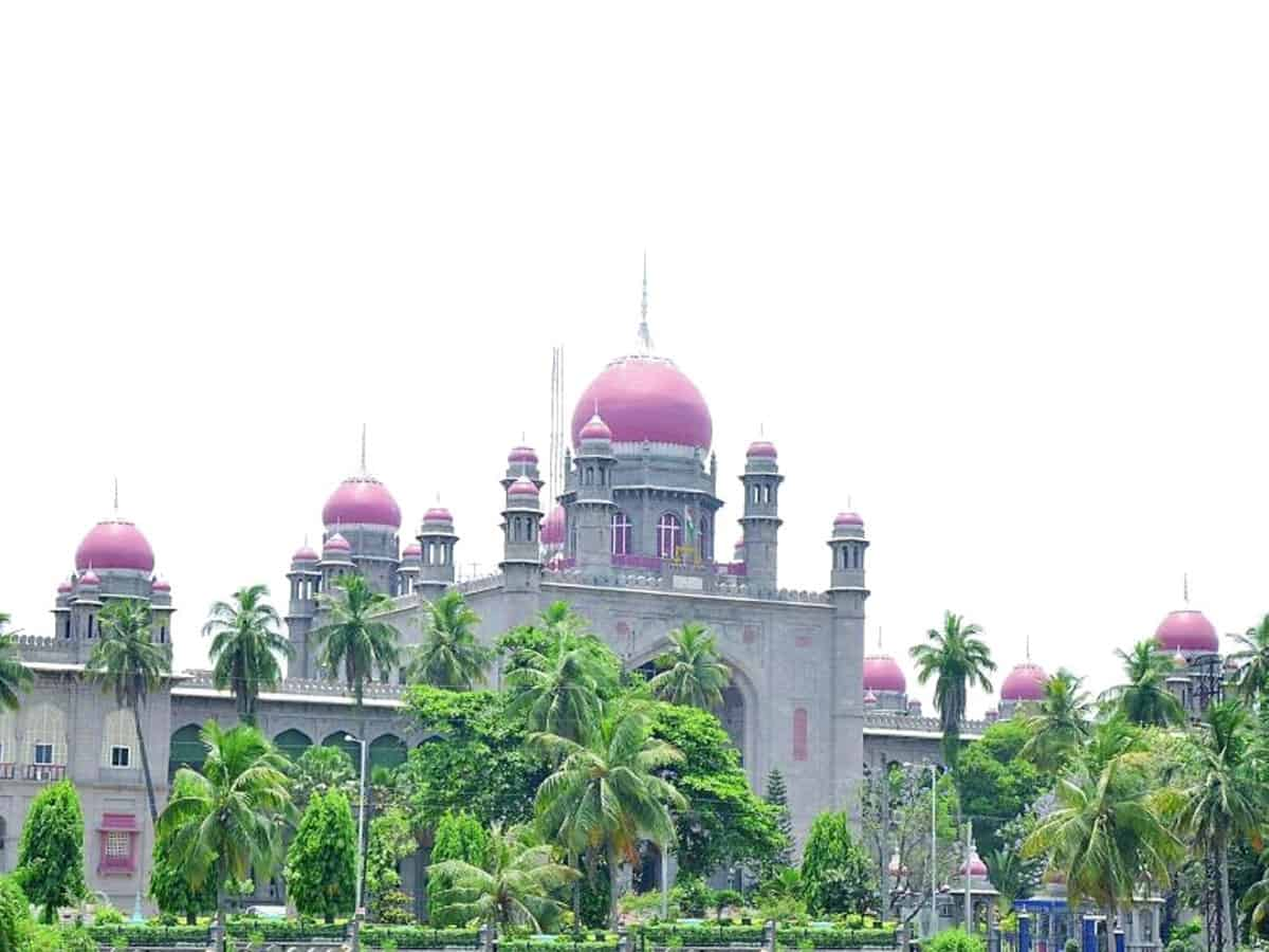 HC stays cutting of trees in Gandipet area