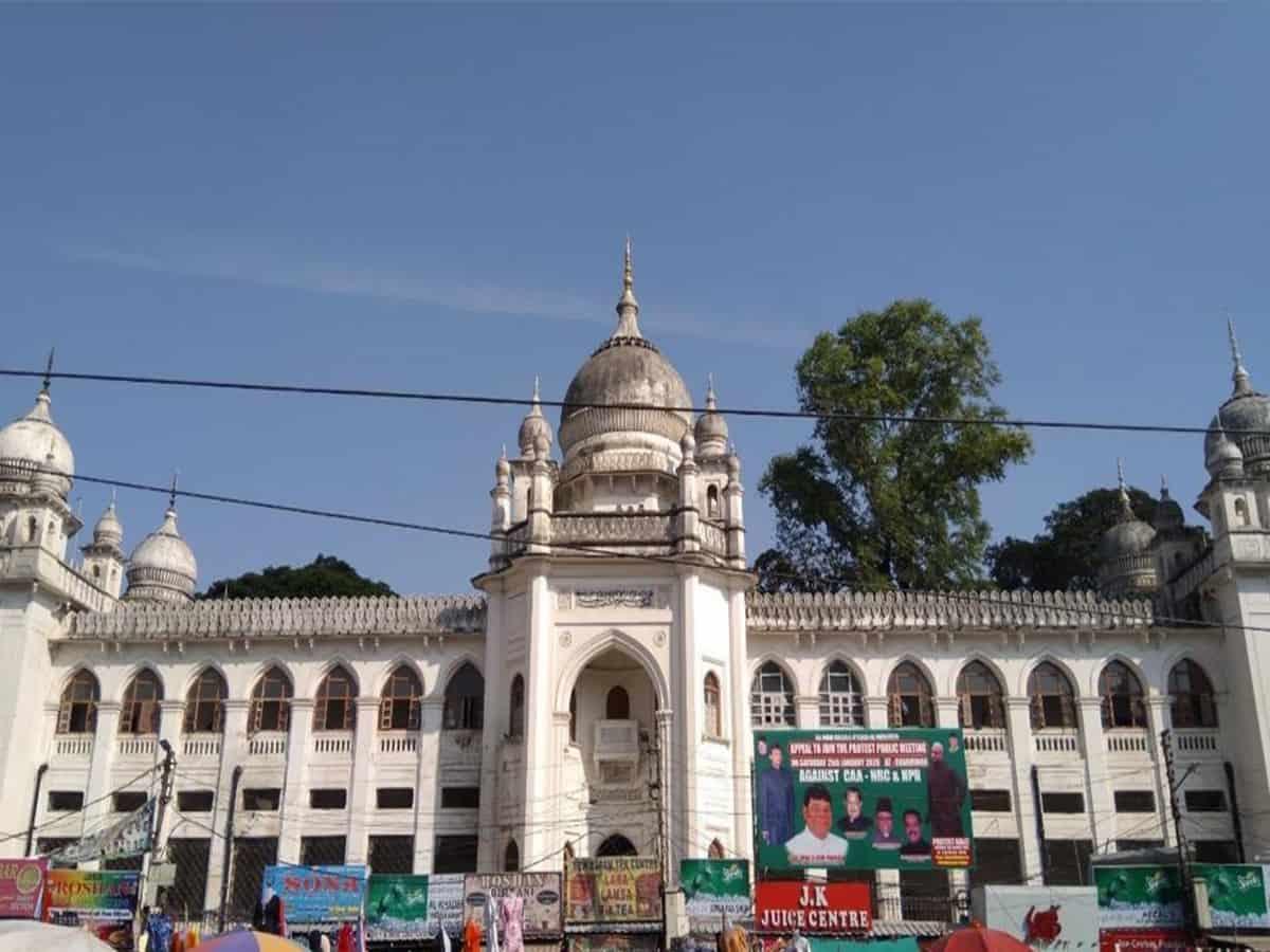 Govt may convert Charminar Dawakhana into COVID-19 hospital