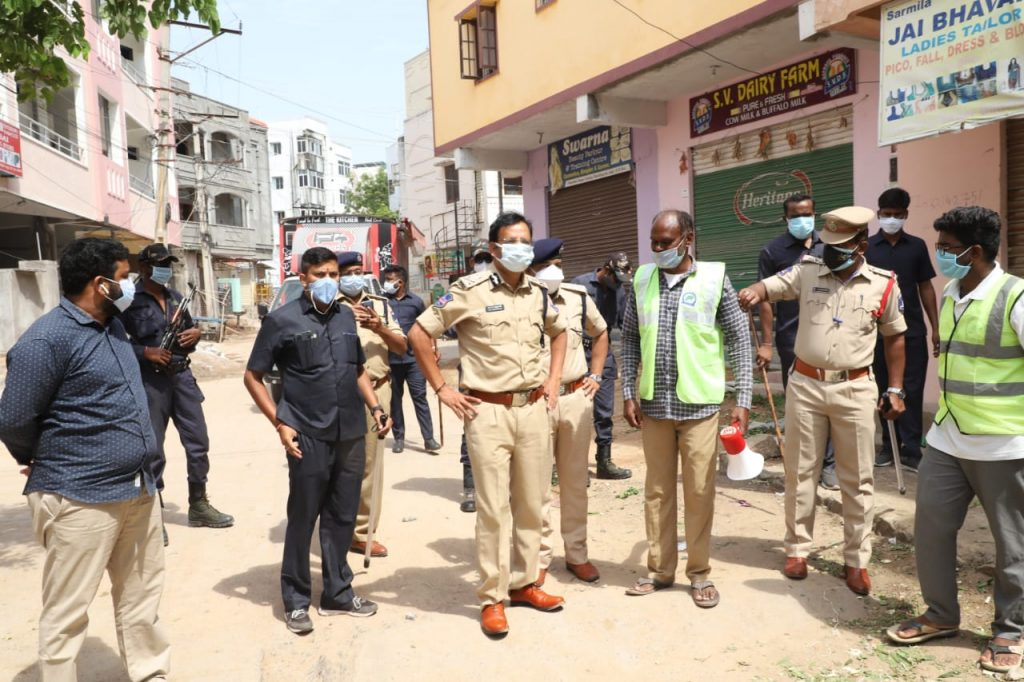 Over 16,000 cases booked for lockdown violation: Cyberabad CP