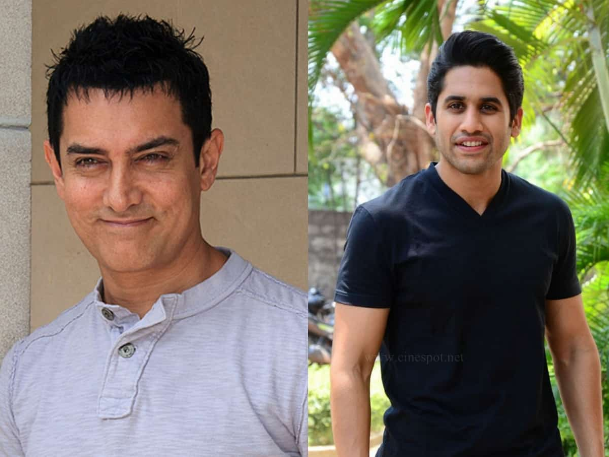 Aamir Khan, Naga Chaitanya to share screen space for first time