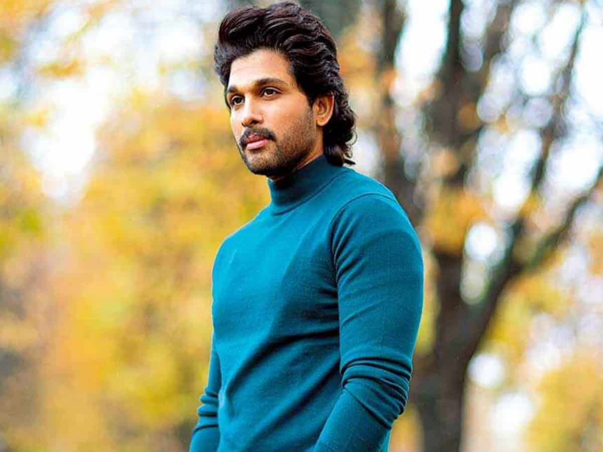 Allu Arjun gets staff above 45 and their families vaccinated for Covid