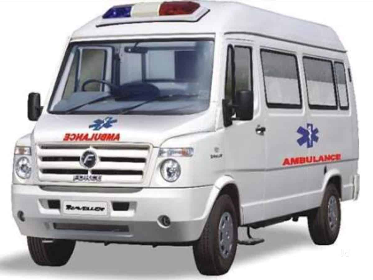 Hyderabad: Driver takes rest at home after leaving dead body in Ambulance