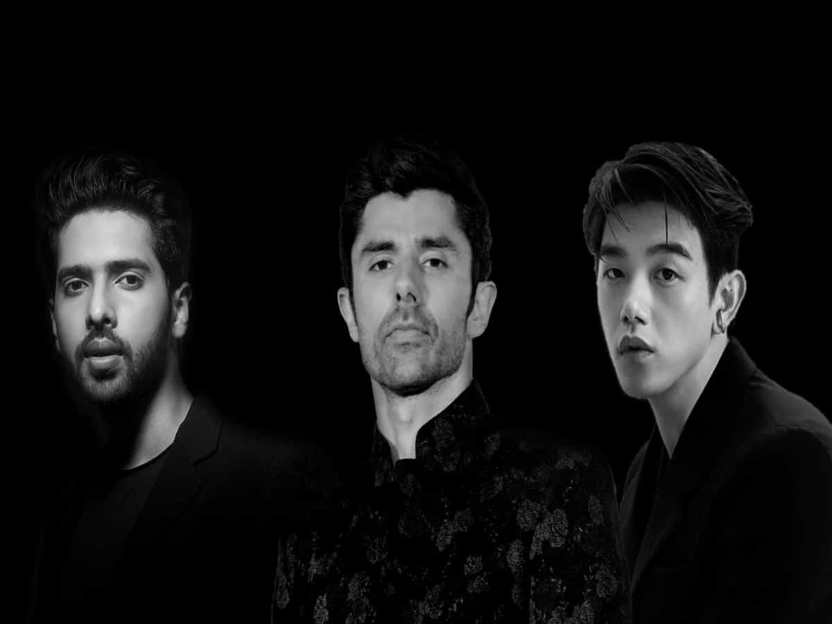 Armaan Malik, Eric Nam and KSHMR release 'Echo'