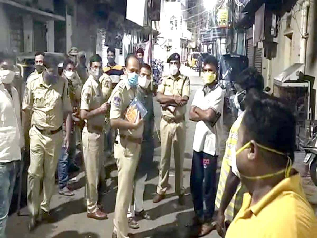 Tension at Patel Nagar after two groups clash over rash driving