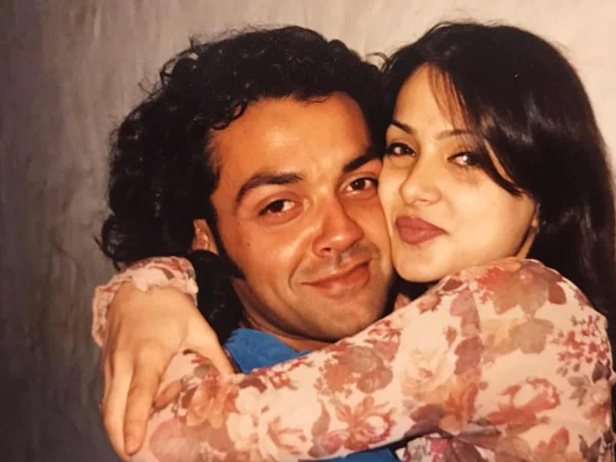 Bobby Deol shares unseen wedding pictures commemorating 25th marriage anniversary