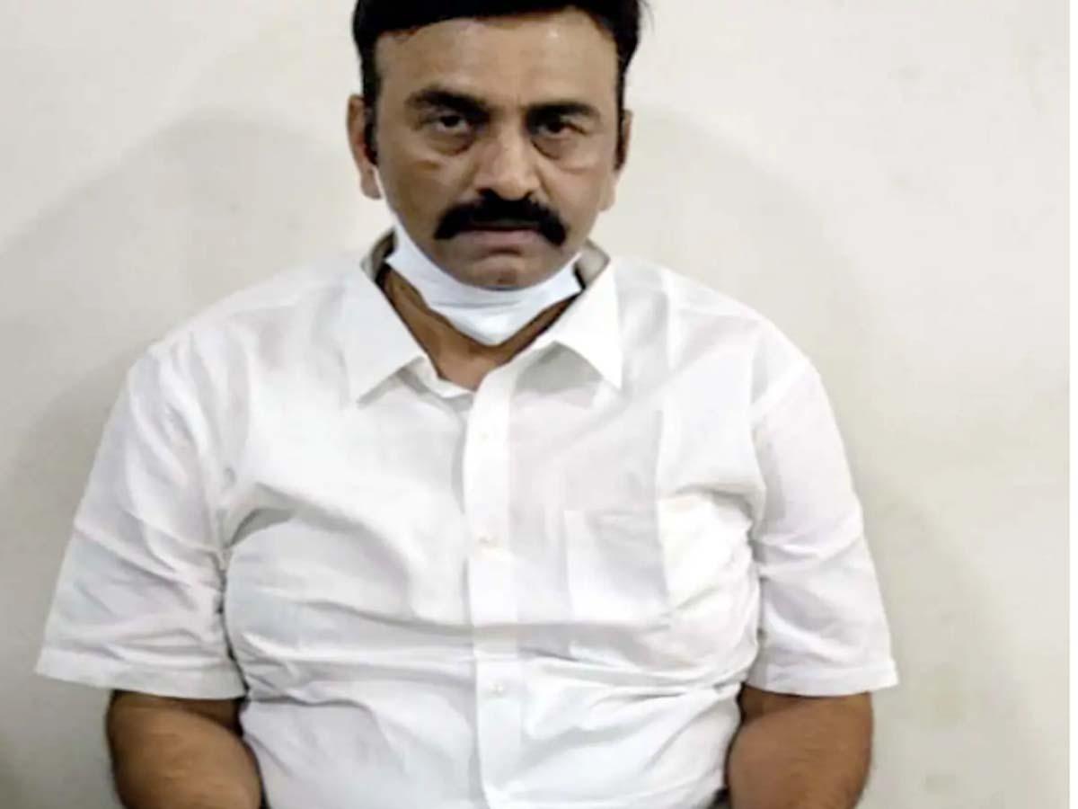 Rebel YSRCP MP Raghu Rama Krishna Raju sent to 14 day remand