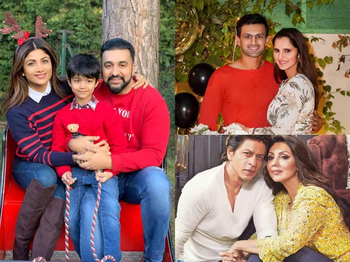 Sania Mirza to SRK, celebs who made Dubai as their second home