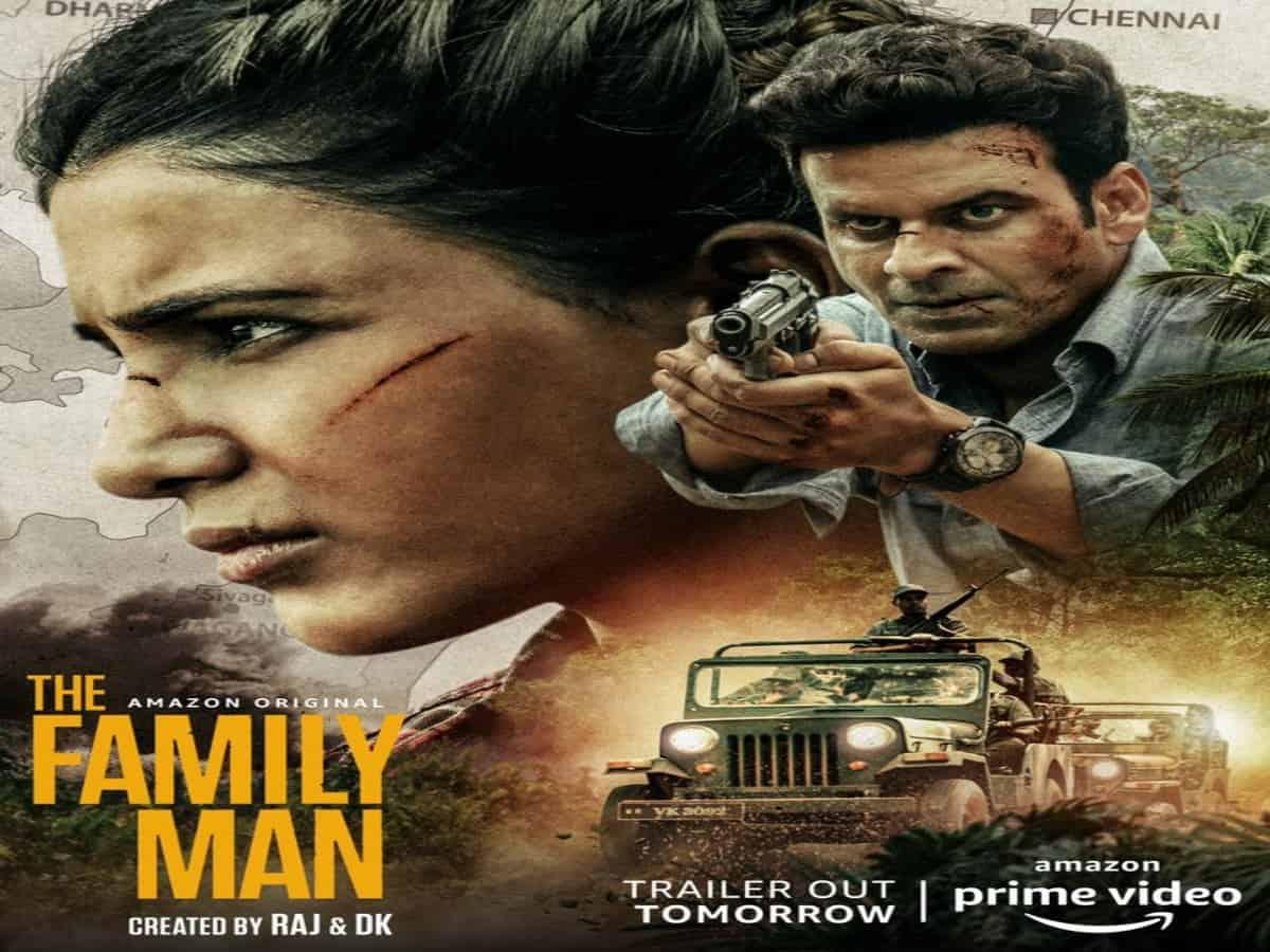 TN govt writes to centre seeking ban on Amazon series 'The Family Man 2 '