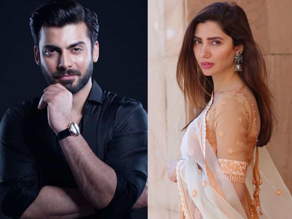 Mahira Khan, Fawad Khan to make a comeback on Indian screen