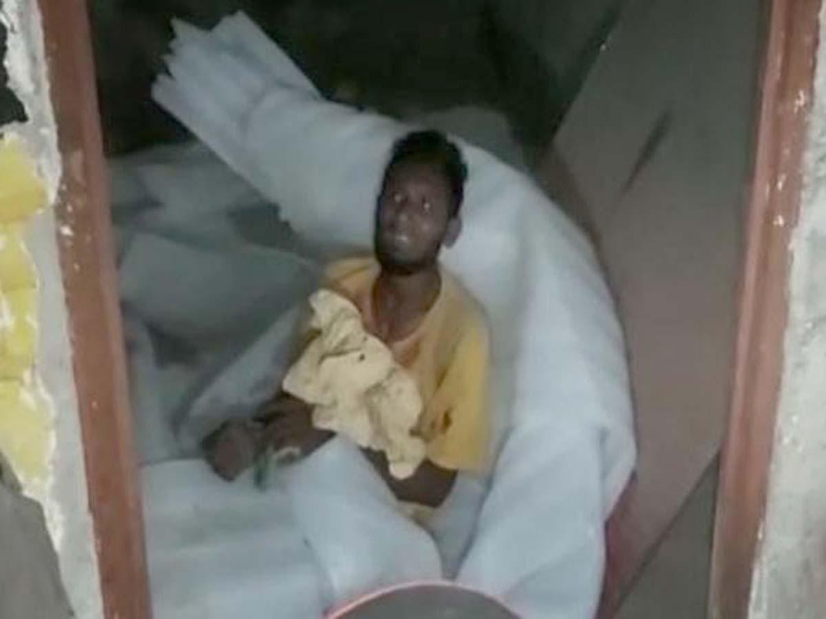 Hyderabad: Mysterious blast in hand bag creates panic