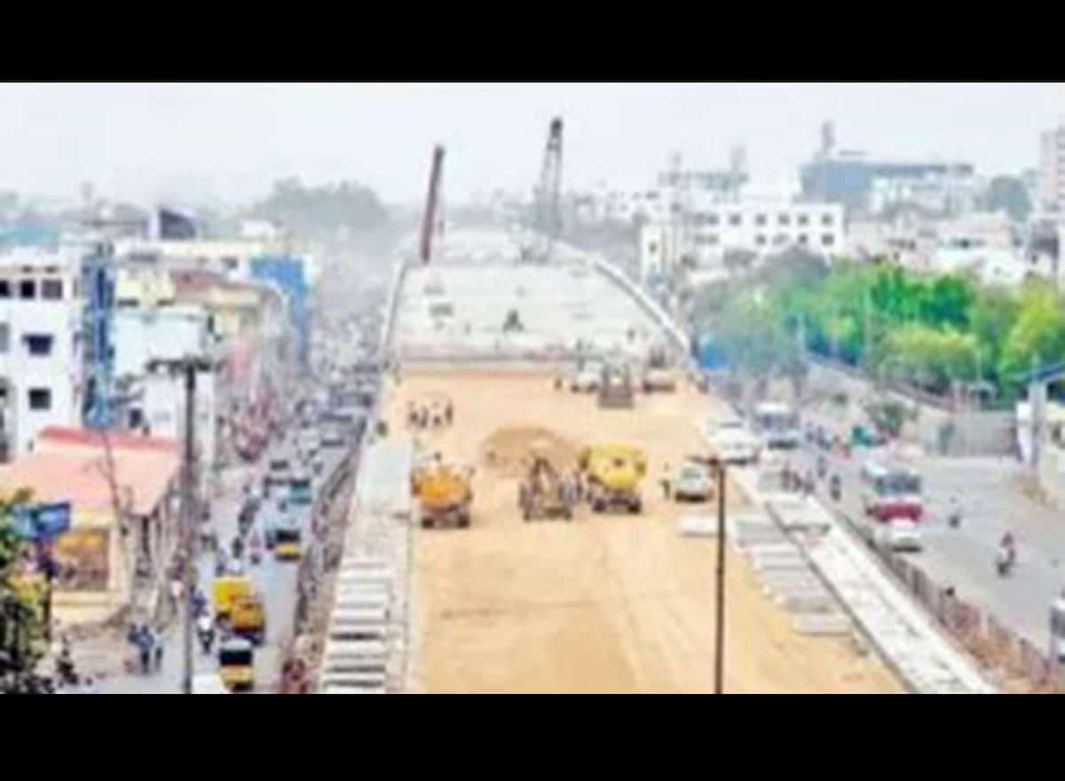 Hyderabad: Balanagar flyover to be inaugurated next month