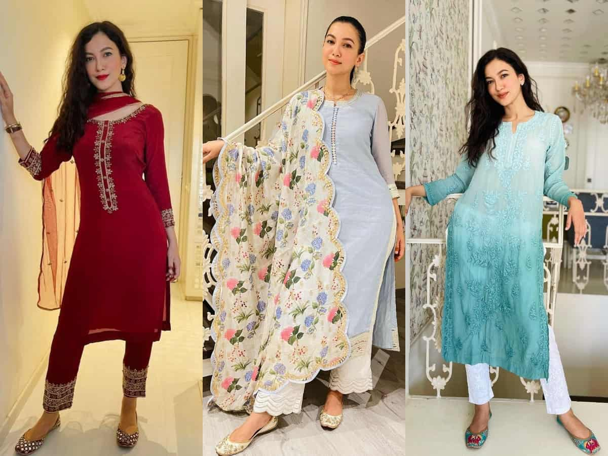 Ramzan 2021: Gauahar Khan looks ethereal in these ethnic looks