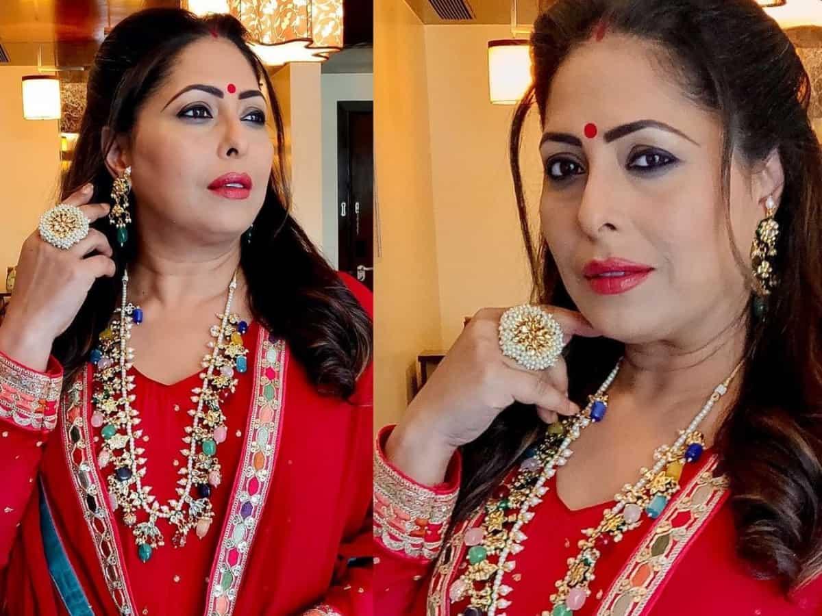 Geeta Kapur had secret marriage? Her latest pics leave fans curious
