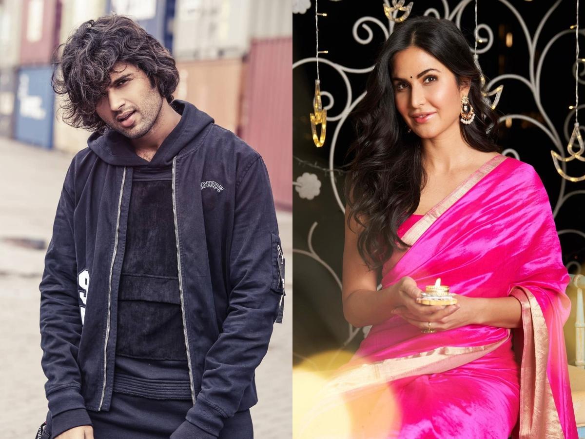 Details about Katrina Kaif, Vijay Deverakonda's upcoming movie