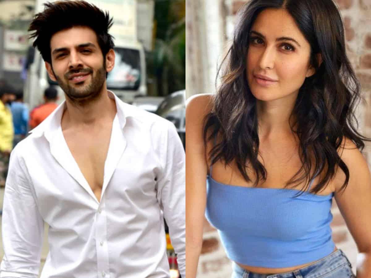 Kartik Aaryan quits SRK's production, reason is Katrina Kaif