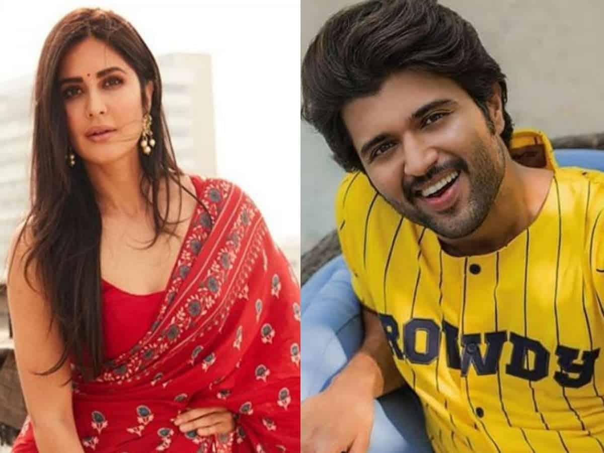Vijay Deverakonda to romance Katrina Kaif?
