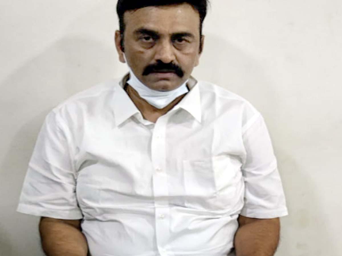 AP HC declines bail to Raghu Rama Krishna Raju