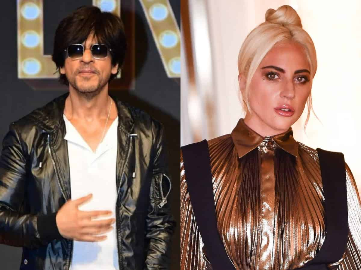 When Lady Gaga refused to go on date with Shah Rukh Khan (video)