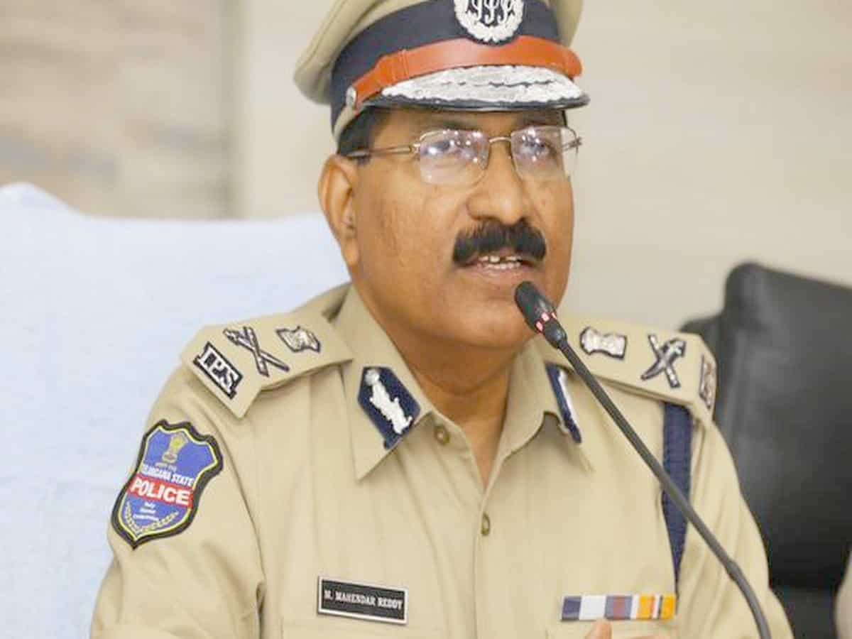 31 crore collected from face mask rule violators in TS : DGP