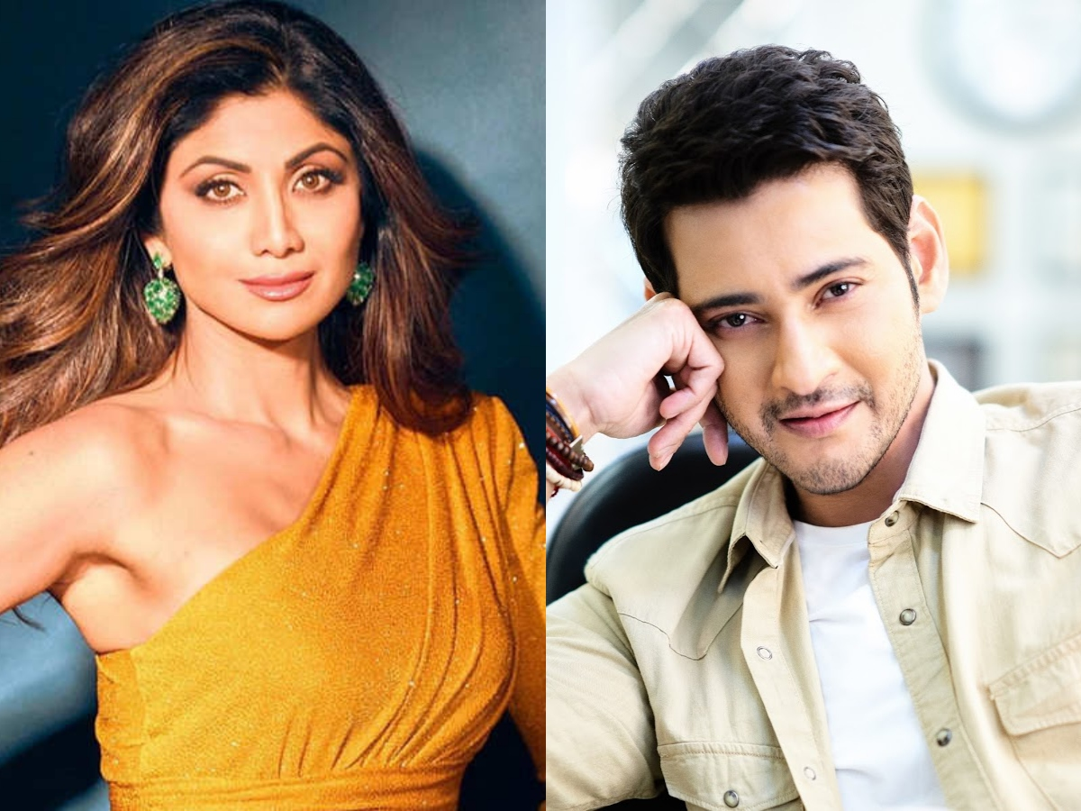 Shilpa Shetty to play Mahesh Babu's aunt?
