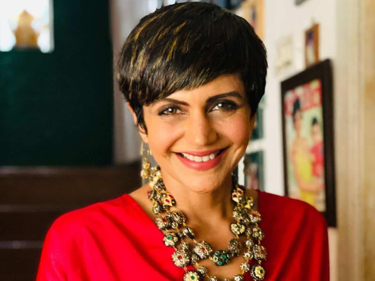 Mandira Bedi shares theory to beat anxiety
