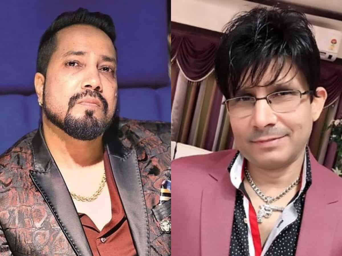 Mika to make song titled 'KRK Kutta' after Salman's defamation suit