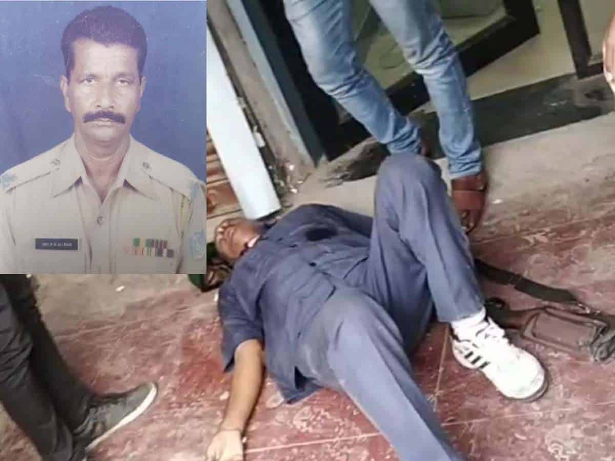 Kukatpally robbery: Family of security guard who was shot dead seek support