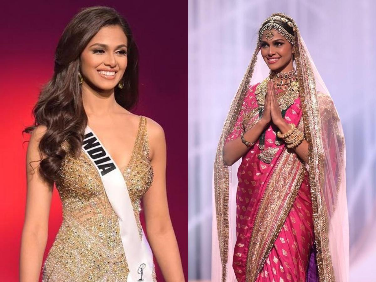 Karnataka's Adline Castelino bags Miss Universe 2021 runner up title