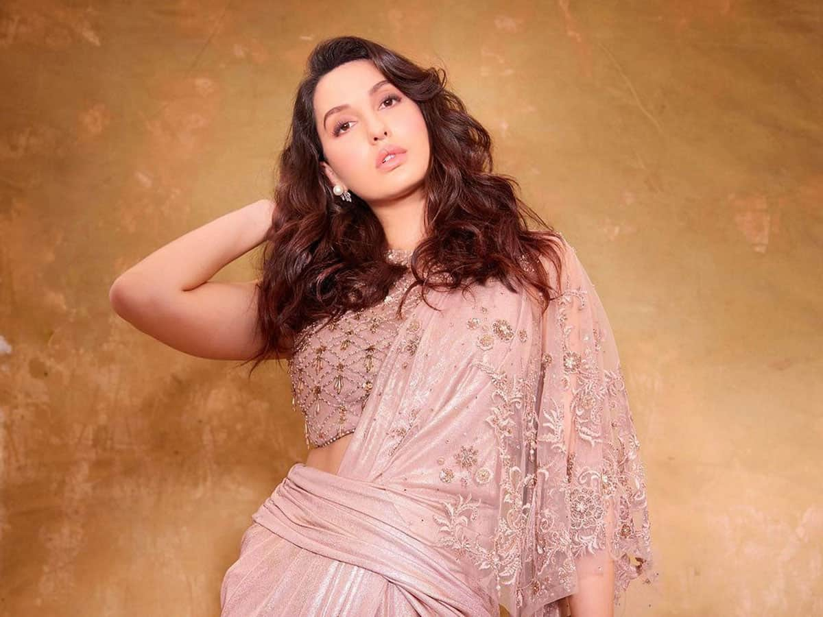 Nora Fatehi steps up to boost COVID relief efforts, urges people to donate