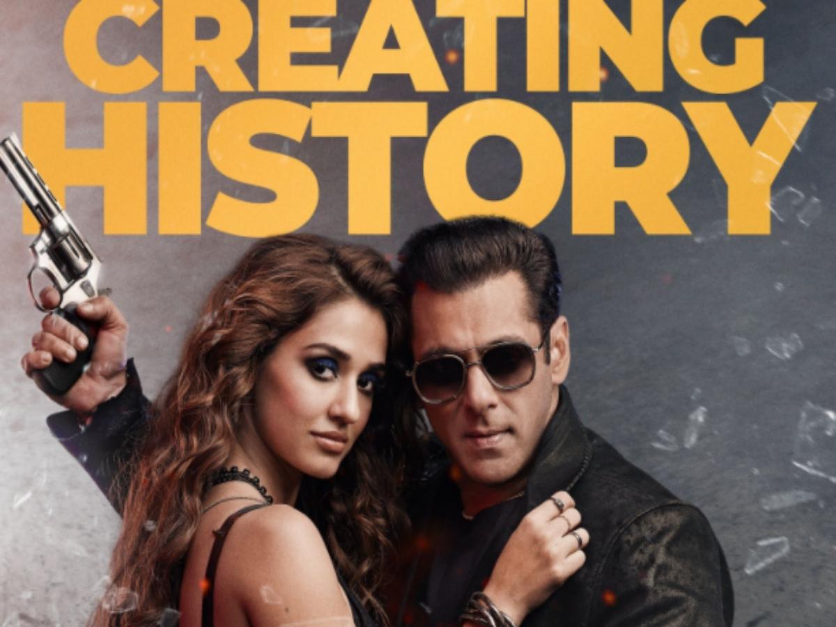 Salman Khan thanks fans for making Radhe record-breaking