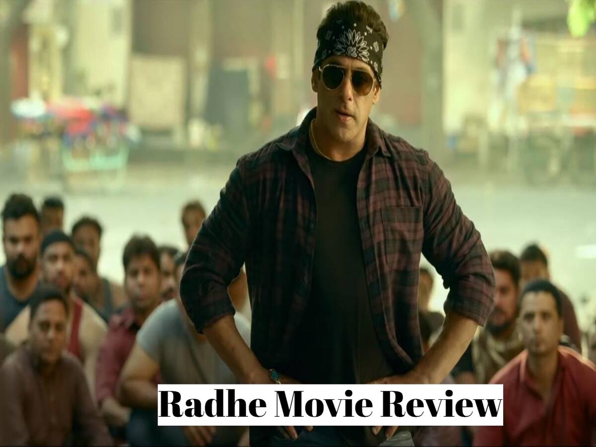 Radhe movie review: Twitterati declare Salman Khan-starrer 'blockbuster'
