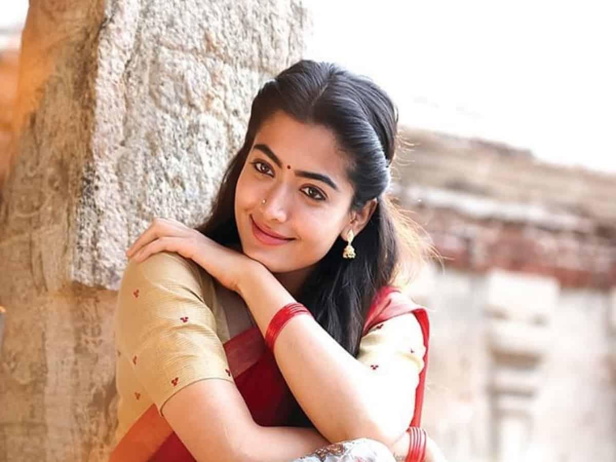 Rashmika Mandanna to marry a Tamilian?