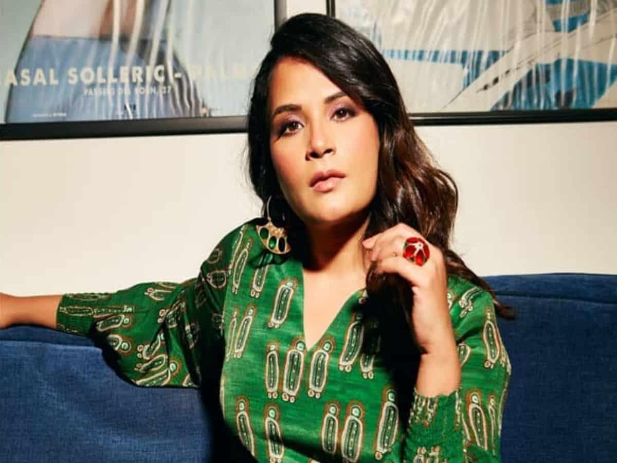 Richa Chadha slams DD's editor, Kapil Mishra for sexist tweets