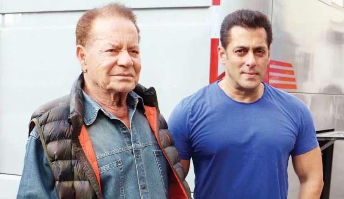Salim Khan says Salman Khan's Radhe is not a great film
