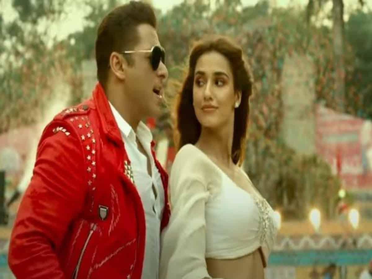 Watch: Salman Khan romances Disha Patani in new song