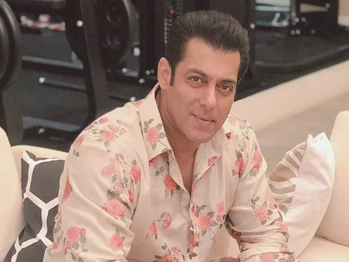 This is how Salman Khan wants to be remembered by people
