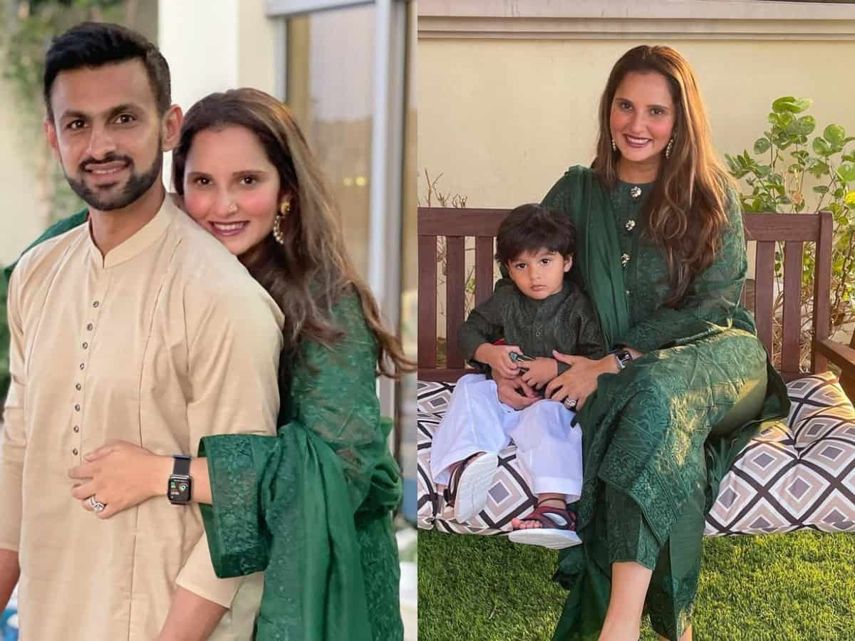 Trending: Sania Mirza's Eid pictures are unmissable!